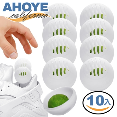 Ahoye 長效鞋內除臭球 10顆裝 芳香球