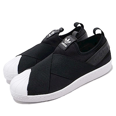 adidas 休閒鞋 Superstar Slip On 女鞋