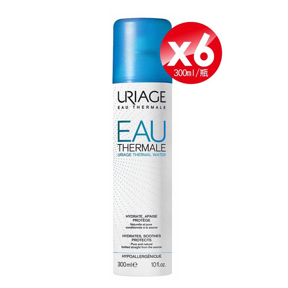 (6入組) Uriage 含氧等滲透壓活泉噴霧 300ml*6