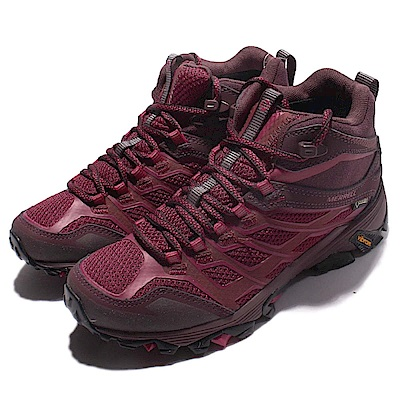 Merrell 戶外鞋 Moab FST Mid GTX 女鞋