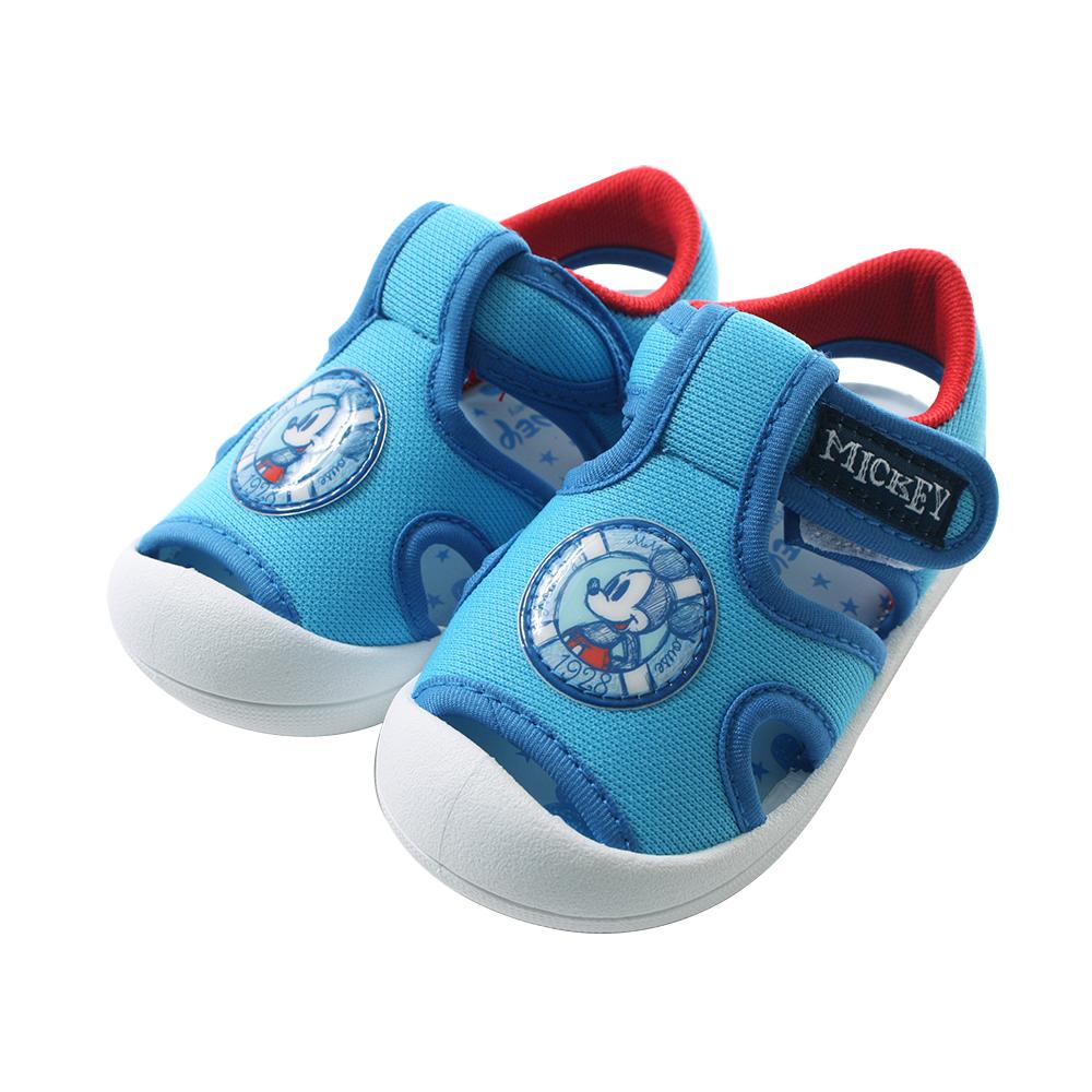 迪士尼米奇美型休閒涼鞋 sk0707 魔法Baby