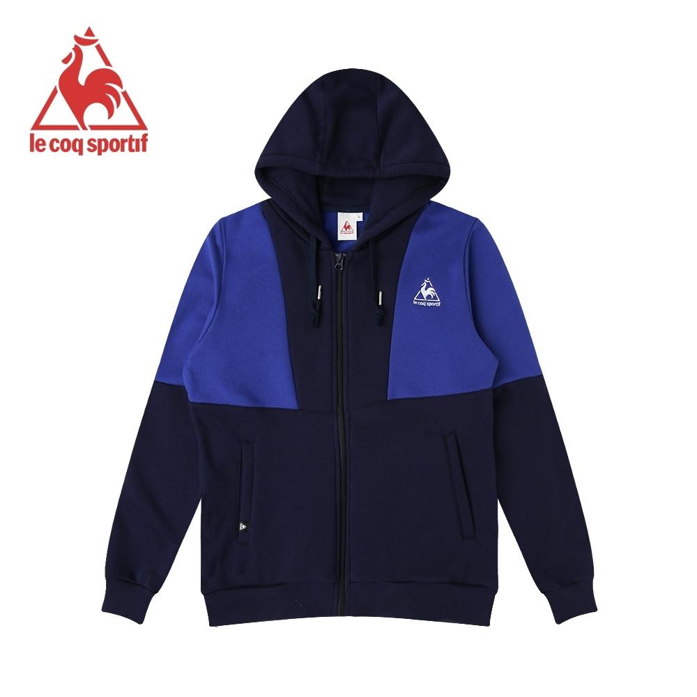 法國公雞牌連帽外套 LWI6390439-中性-藏青