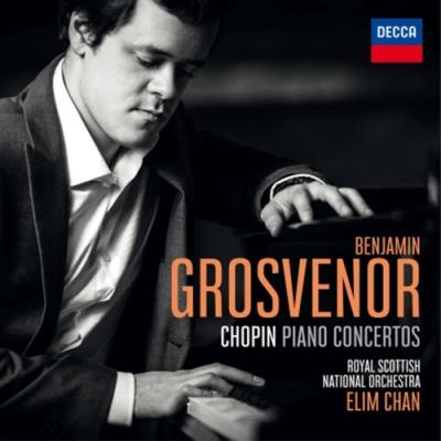 蕭邦/鋼琴協奏曲 第1  2號(1CD)
