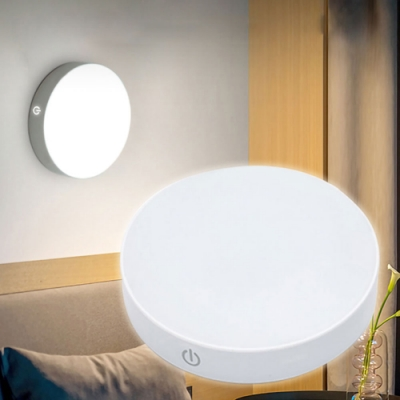 (4入)EZlife充電式磁吸人體感應燈