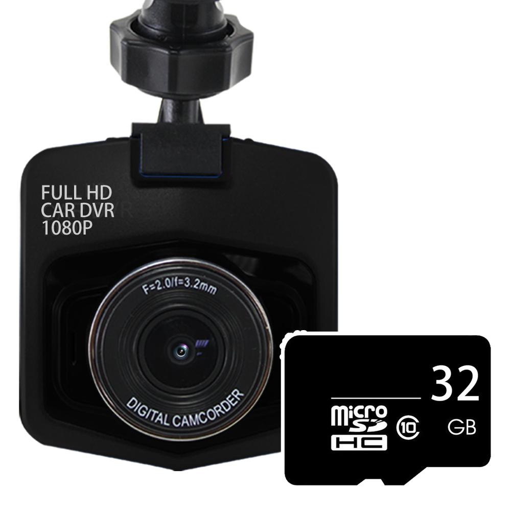 加碼贈32GB記憶卡 IS愛思 CV-03 1080P高畫質行車紀錄器