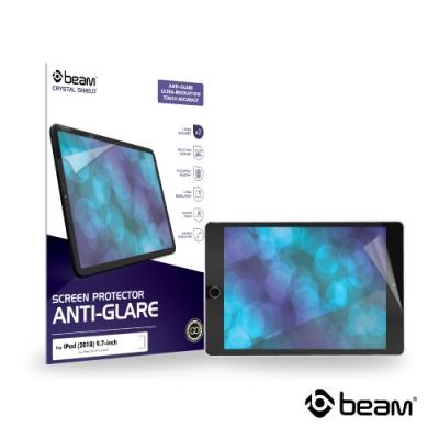 【BEAM】iPad 9.7 抗眩光霧面螢幕保護貼 2入