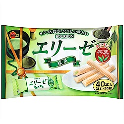 北日本 愛麗絲抹茶捲心酥(144g)