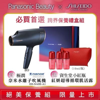 Panasonic 國際牌極潤高滲透水離子吹風機EH-NA0E-A1絕美保養組