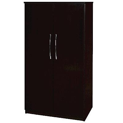 綠活居 阿爾斯環保3.1尺塑鋼四格衣櫃(七色可選)-92.5x60x180cm免組