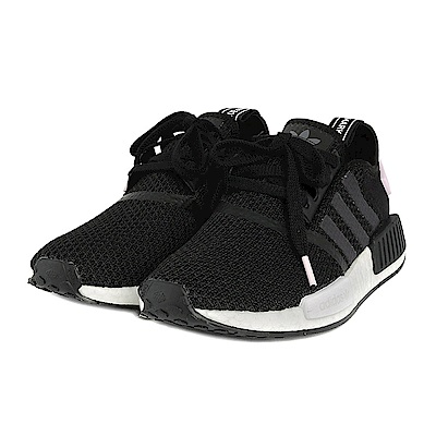 ADIDAS  NMD R1 休閒運動女鞋 (黑/粉)