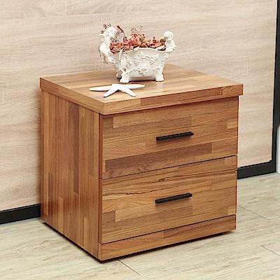 BuyJM香格里木紋床頭櫃/收納櫃-免組