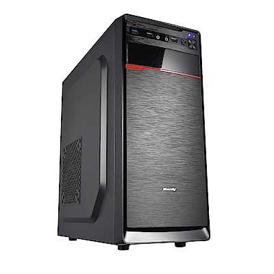 微星A320平台[劍影護衛]R3四核GTX1060獨顯SSD電玩機