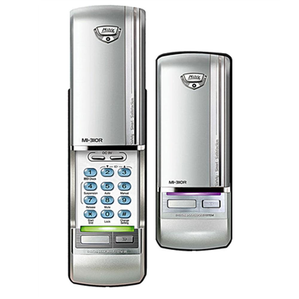 MI-310R 按鍵密碼鎖 Milie美樂電子鎖 密碼+遙控器 感應鎖 智能鎖 隱藏按鍵