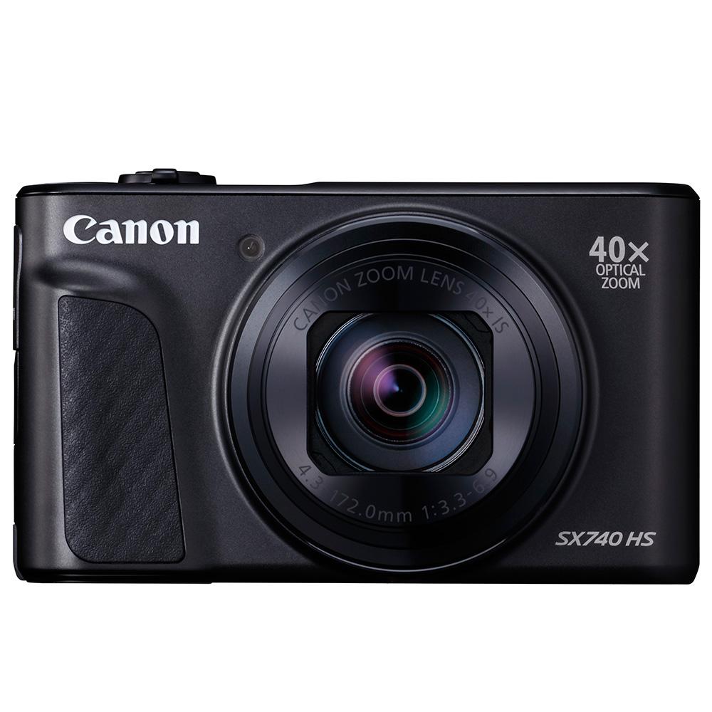 Canon SX740 HS 高倍變焦類單眼(公司貨)