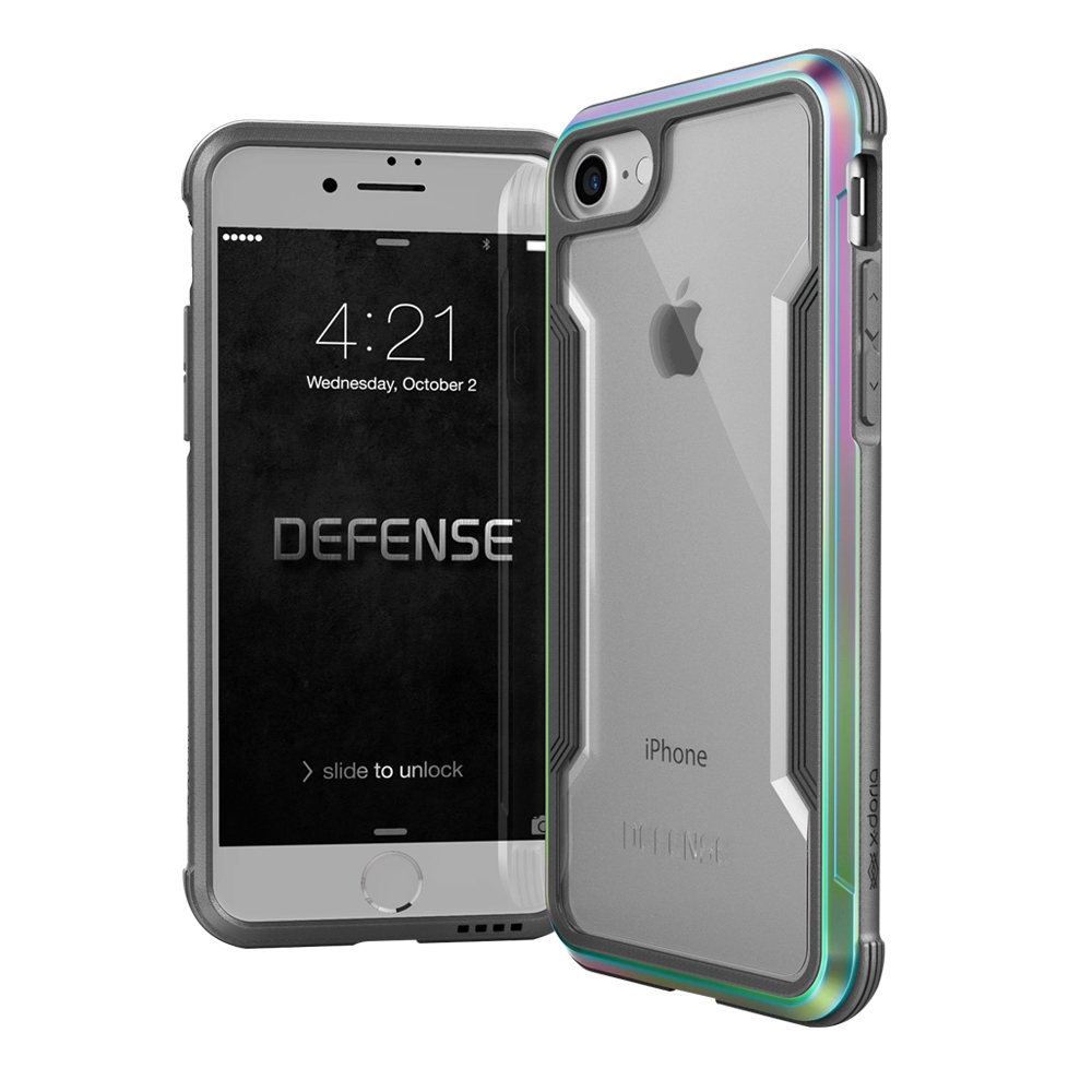 DEFENSE 刀鋒極盾II iPhone 8 / 7 / 6s 耐撞擊手機殼(繽紛虹)