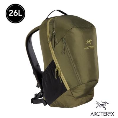 Arcteryx 始祖鳥 24系列 Mantis 26L 多功能電腦後背包 森林綠