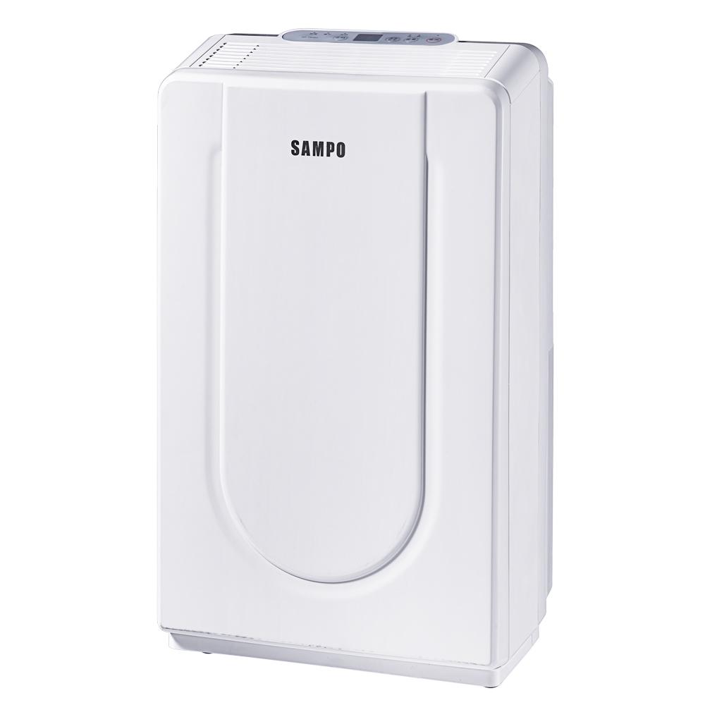 福利品 SAMPO聲寶 8L 空氣清淨除濕機 AD-Y616T