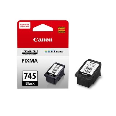 Canon PG-745/PG745 原廠黑色墨水匣