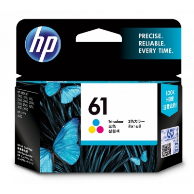 HP CH562WA 原廠彩色墨水匣 NO:61