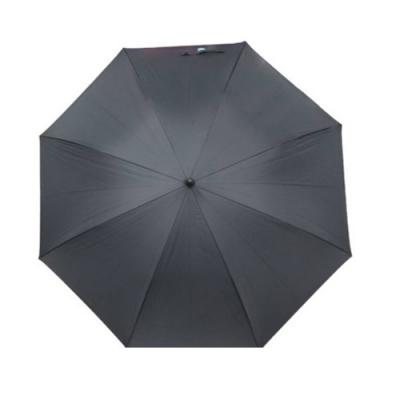 【台灣嚴選】黑色RA56011BK巨無霸大傘面直柄式高爾夫球晴雨傘(傘面外徑170CM)