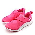 ADIDAS-中大童慢跑鞋CQ2449-桃紅