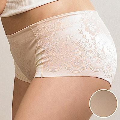 華歌爾-BABY HIP 64-82 低腰短管修飾褲(膚)微翹臀-無痕穿搭
