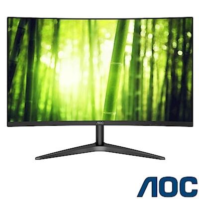 (限時下殺) AOC C24B1H 24型VA曲面廣視角螢幕