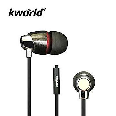 【Kworld 廣寰】入耳式電競音樂耳麥 SS11