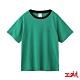 X-girl XGBS SOLID TEE短袖T恤-綠 product thumbnail 1