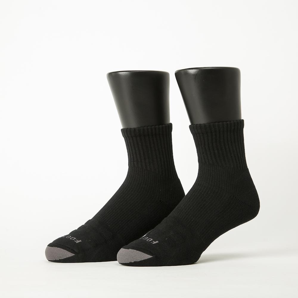 [時時樂限定]Footer除臭襪-機能運動襪6雙入組