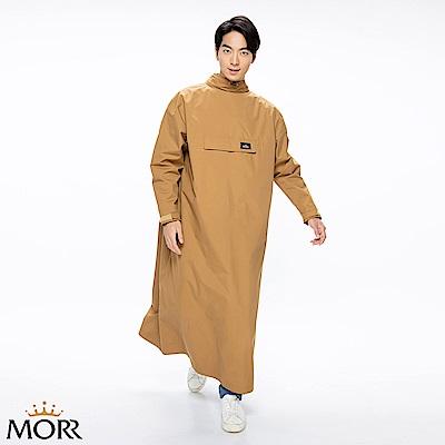 MORR 時尚機能風雨衣-拿鐵咖NG1104-92