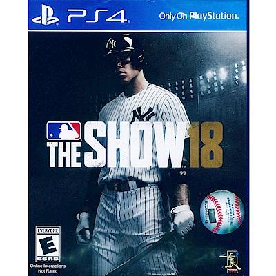 美國職棒大聯盟 18 MLB The Show 18 - PS4 英文美版