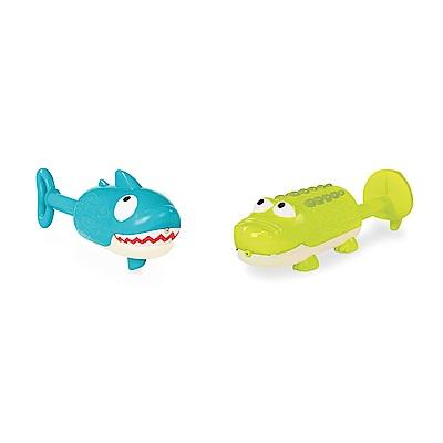 美國【B.Toys】誰魚爭鋒單發水槍
