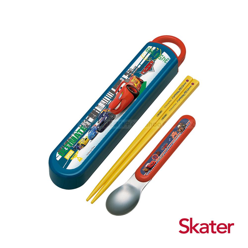 Skater匙筷餐具組-閃電麥昆