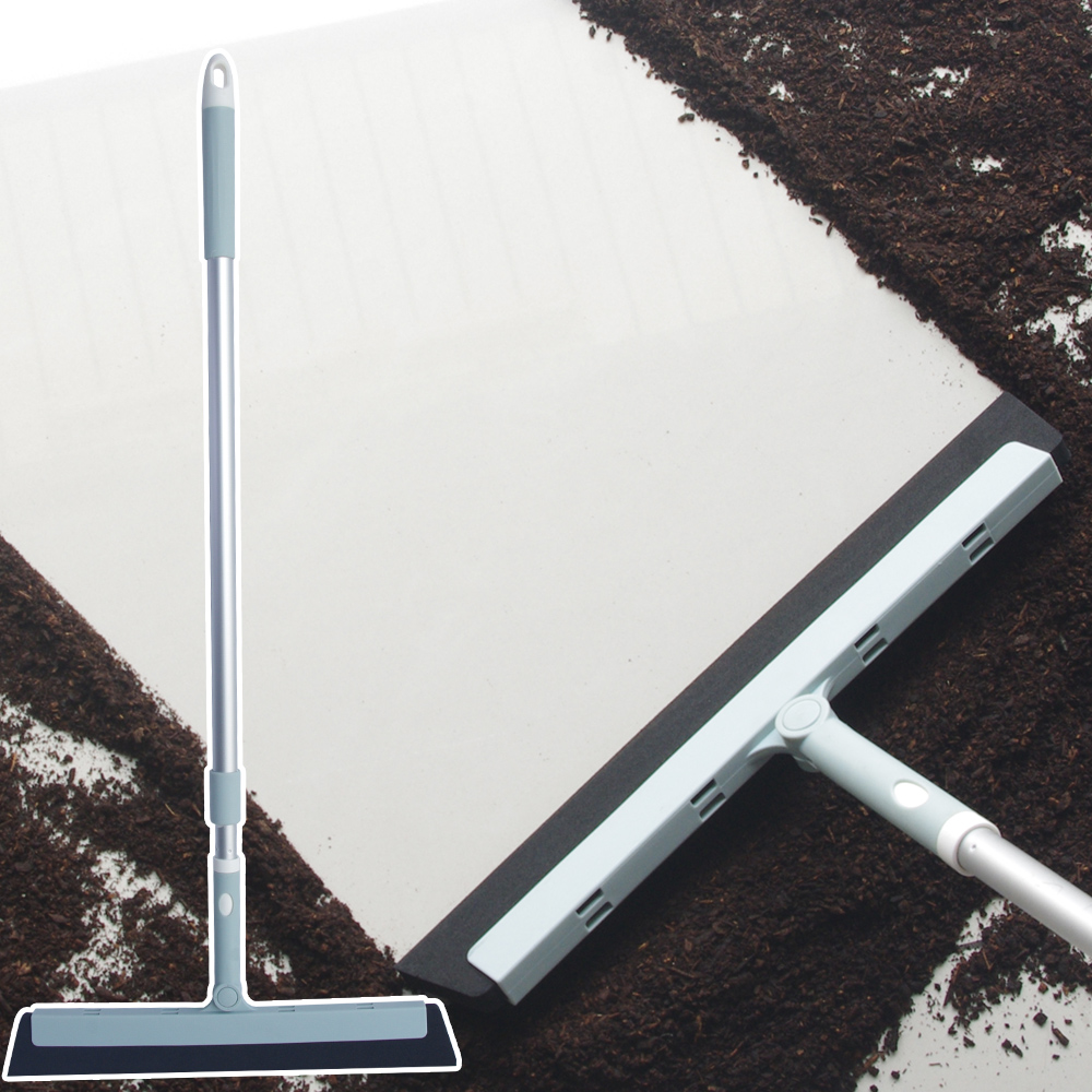 乾溼兩用掃把/刮水器(二支)
