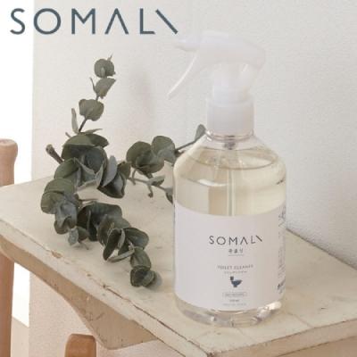 日本 木村石鹼 SOMALI 廁所泡沫式清潔劑  300ml