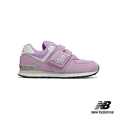 New Balance 復古鞋_YV574EM_兒童_粉紅