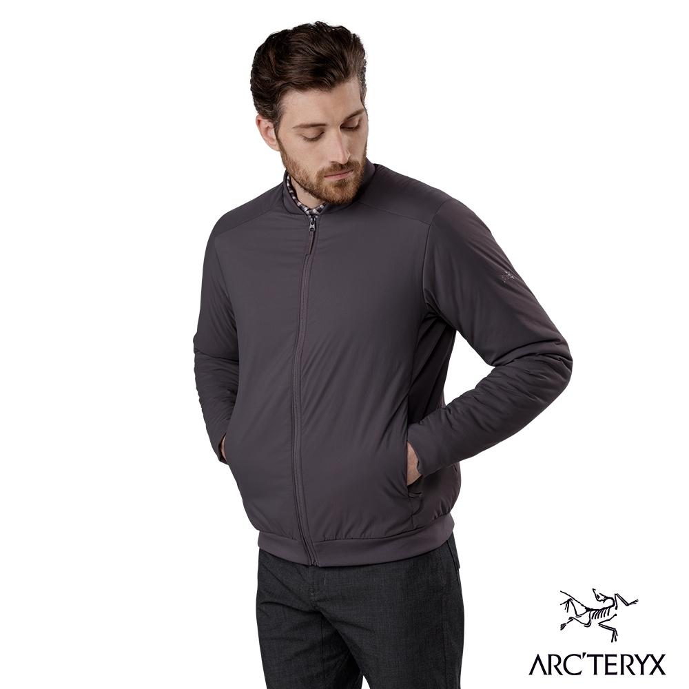 Arcteryx 始祖鳥 男 24系列 Seton 防潑水 保暖化纖 飛行外套 威士忌褐