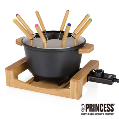 PRINCESS荷蘭公主多功能陶瓷料理鍋(黑)173026