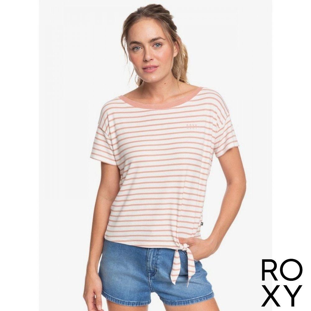 【ROXY】WAKE UP WITH THE SUN T恤 橘色