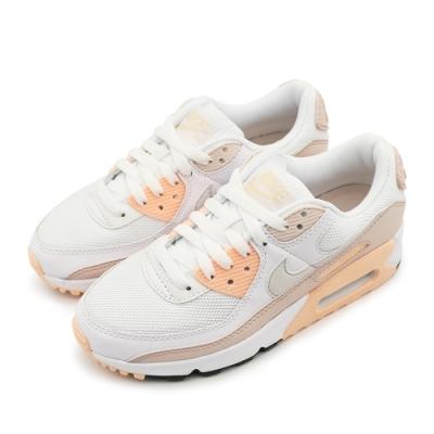 NIKE AIR MAX 90 女 休閒鞋 粉橘-CT1030101