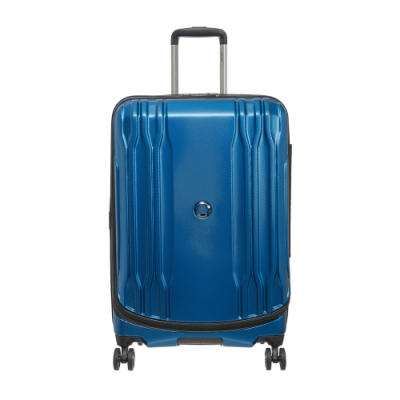 【DELSEY】ECLIPSE DLX-25吋旅行箱-藍色 00208082002