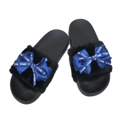 LADY 居家精品系列 頂級絨毛拖鞋