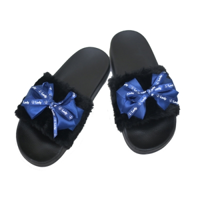 LADY 頂級絨毛拖鞋