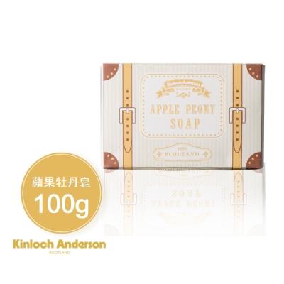【金安德森】蘋果牡丹嬰兒皂 100g