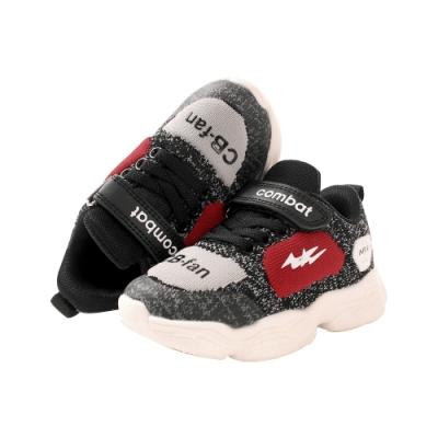 童鞋 輕量透氣飛織運動休閒鞋sd7194 魔法Baby
