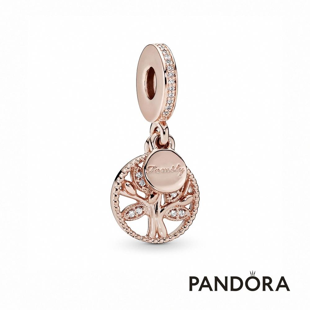 【Pandora官方直營】家庭樹吊飾