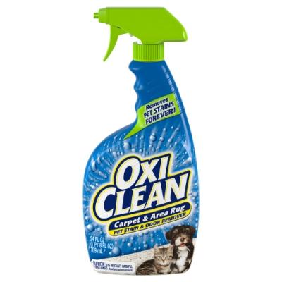 魔鏡OXICLEAN 地毯除臭去污噴劑(709ml)