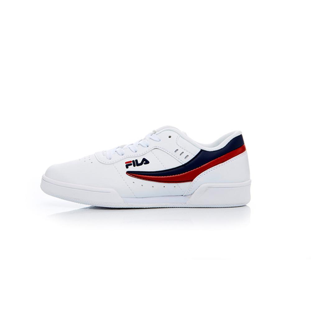 (男)FILA FITNESS OG 復刻運動休閒鞋-白藍紅 @ Y!購物