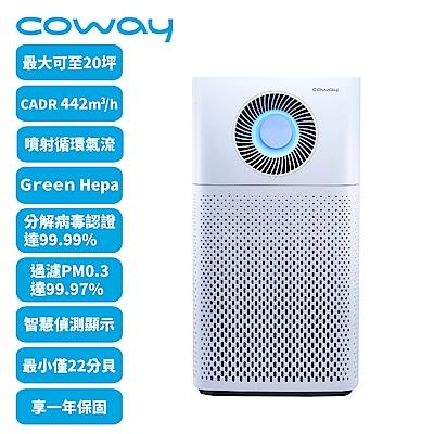 Coway 20坪 綠淨力噴射循環空氣清淨機 AP-1516D